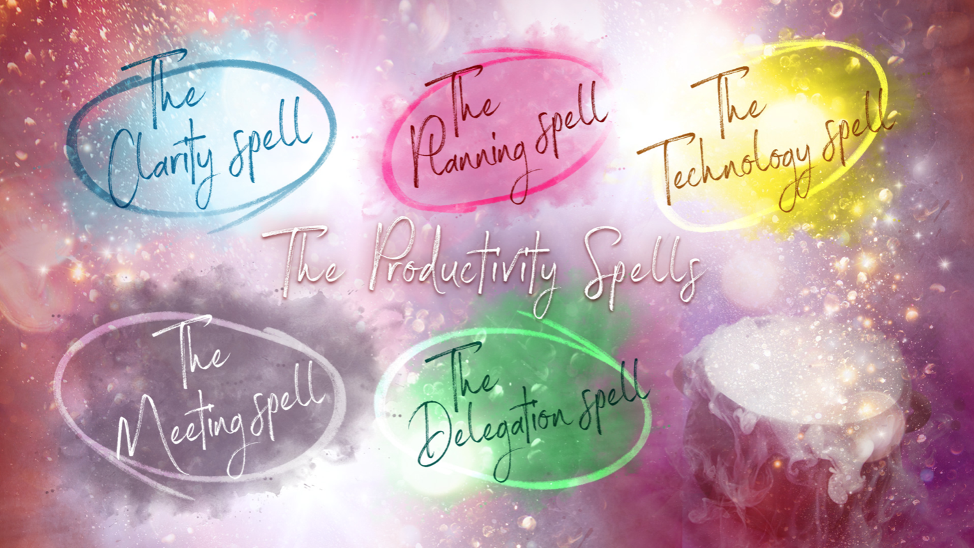 Reworking the 'magic' – Taking the feedback onboard for Time Management Magic!