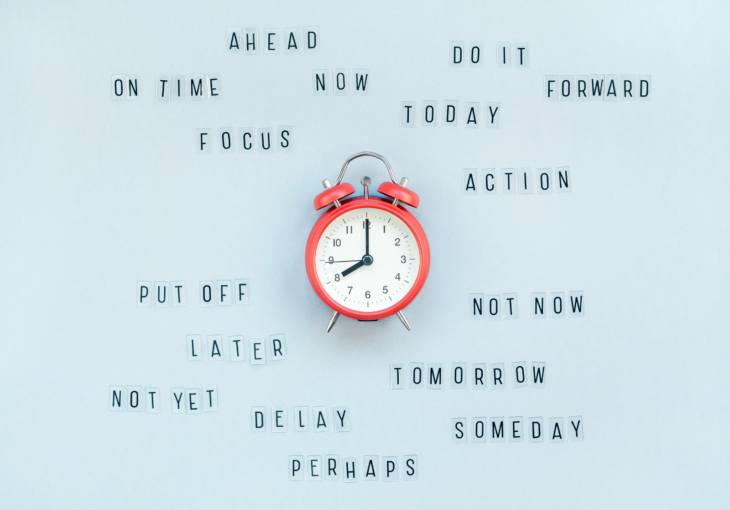 Time management productivity